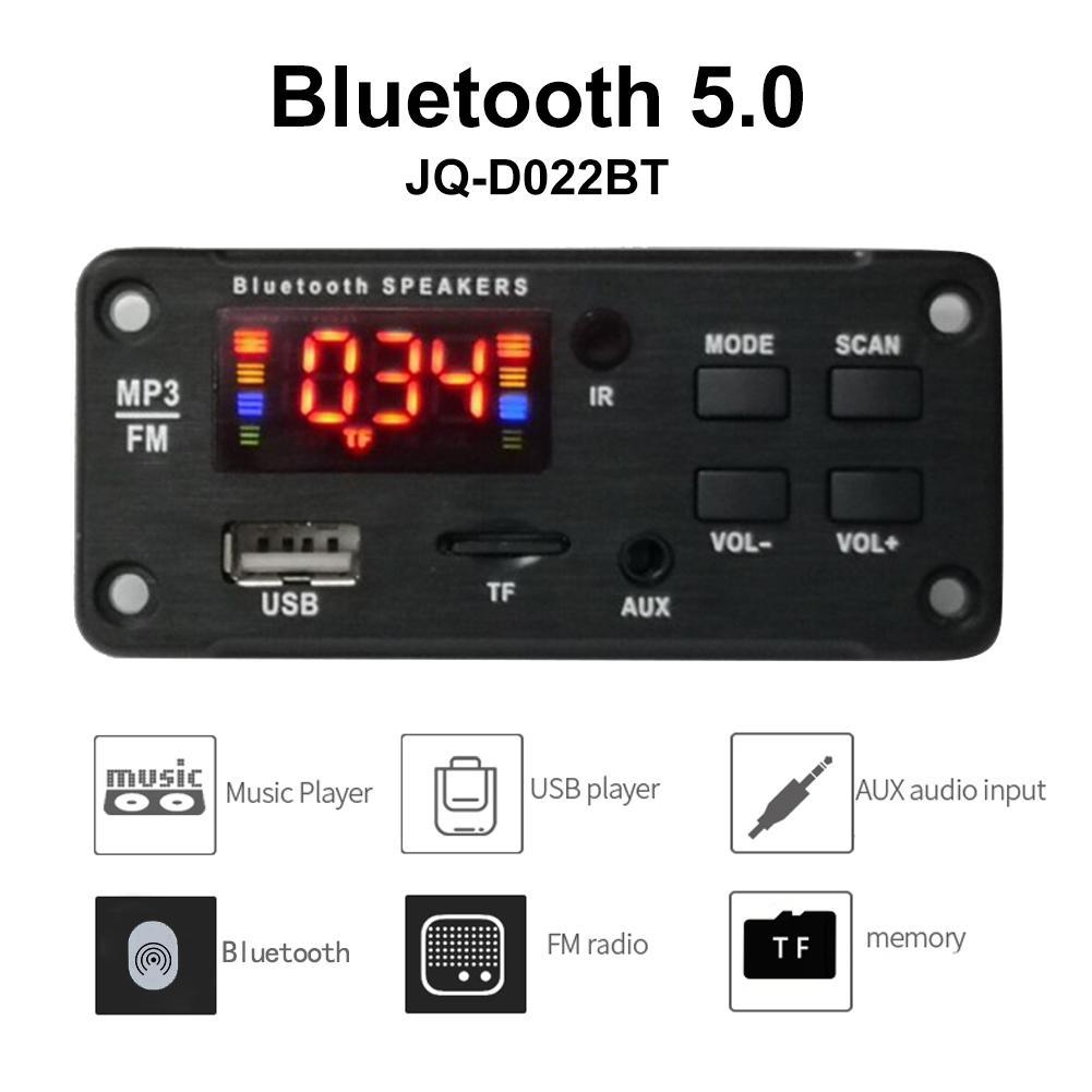 Автомобильный fm радио автомобильный динамик bluetooth модуль MP3 декодер доска музыкальный плеер|Комплекты аксессуаров для телефонов|   | АлиЭкспресс