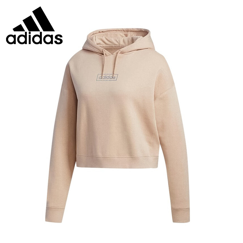 Original New Arrival  Adidas NEO W C+ FLEECE HDY Women's Pullover Hoodies Sportswear