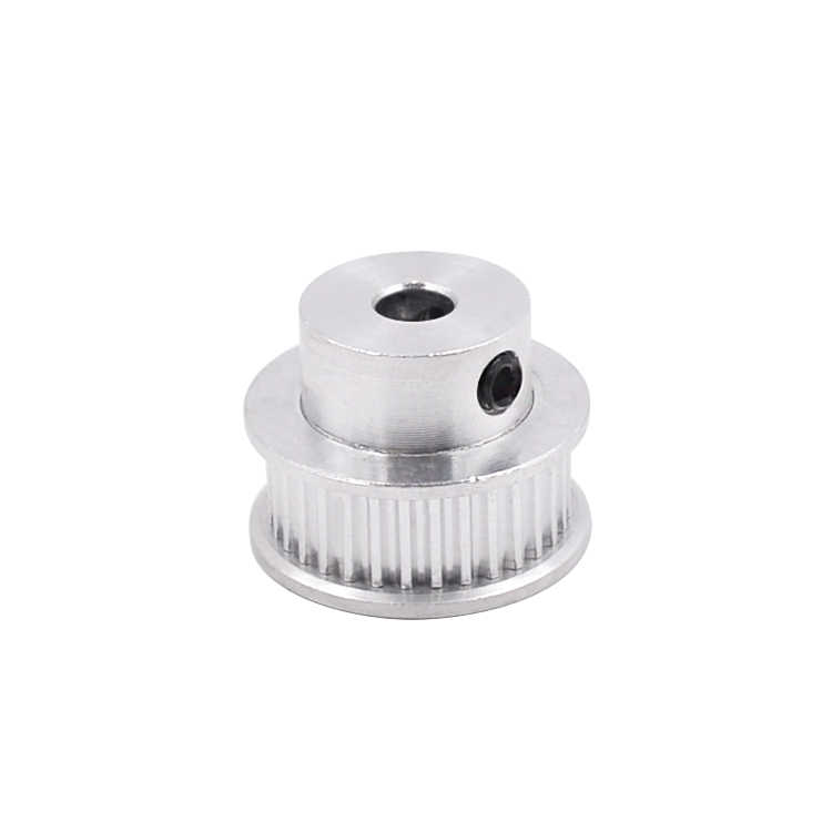 32 dentes gt2 polia cronometrando furo 5mm 6mm 6.35mm 8mm 10mm para a correia usada na polia 2gt linear 32 dentes 32 t