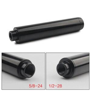 Image 4 - 6 אינץ קטן ספירלת 1/2 28 או 5/8 24 סגסוגת דלק מסנן ליבה אחת עבור נאפה 4003 ויקס 24003 ממס אופנוע