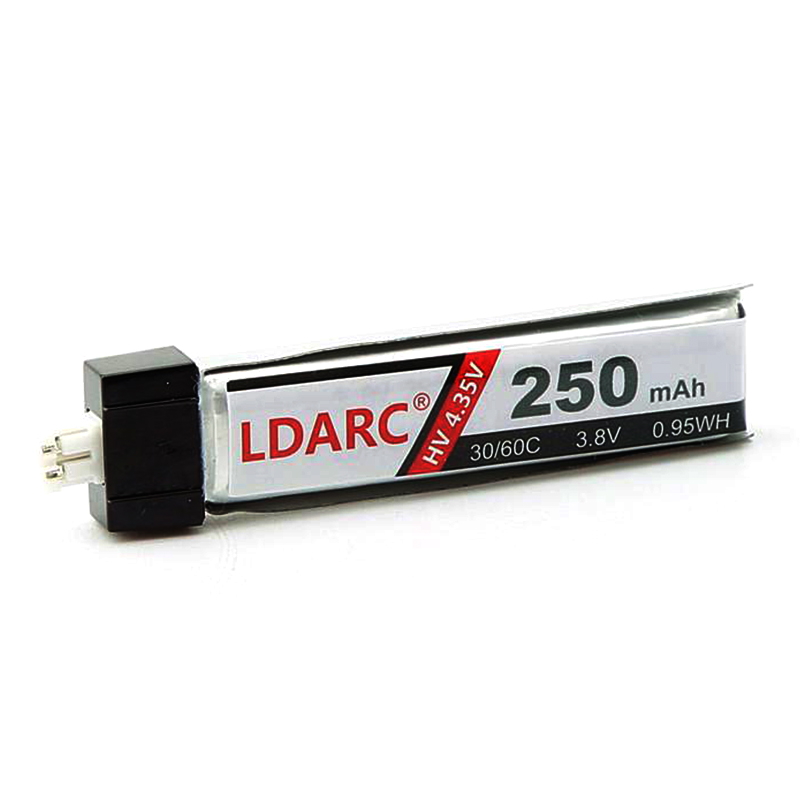 5 шт. KINGKONG LDARC 3,8 в 250 мАч 1S 30C/60C Lipo батарея для лезвия для Nano QX CPX и крошечные Whoop RC дроны Запчасти Аксессуары