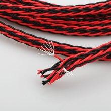 Высококачественный медный посеребренный провод 8ag occ 1 метр