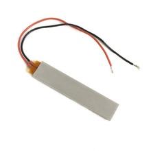 Термостат PTC алюминиевый нагревательный керамический нагреватель для щипцы 80/100/150/200 C 220V 100*21 мм