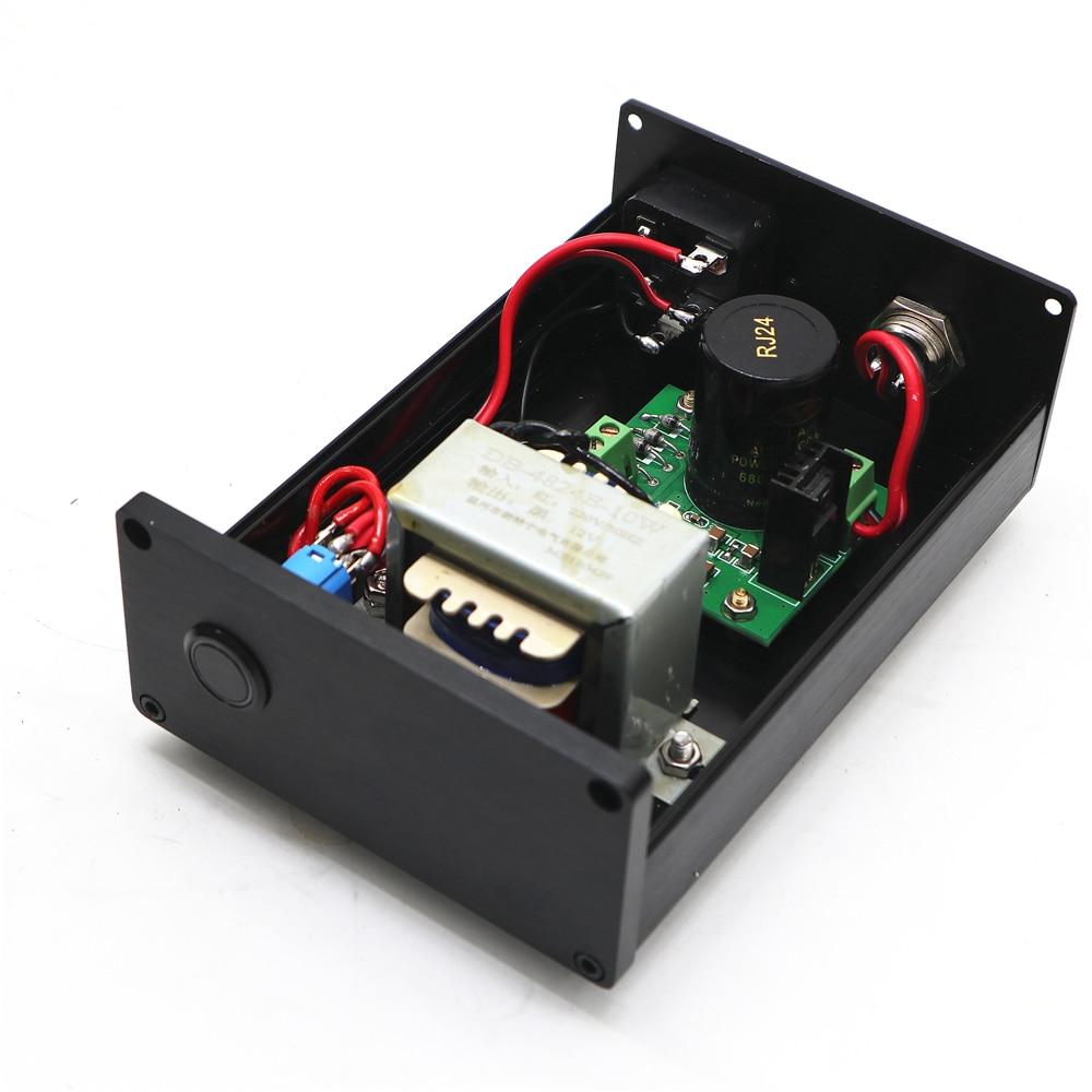 Low Noise LT3042 Linear Regulator Power Supply Board For Amanero XMOS DAC Power