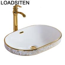 Bagno Lavatorio Wasbak Bowl Fregadero Umywalka Lavabo Sobre Encimera Evier De Pia Bathroom Sink Cuba Banheiro Wash Basin