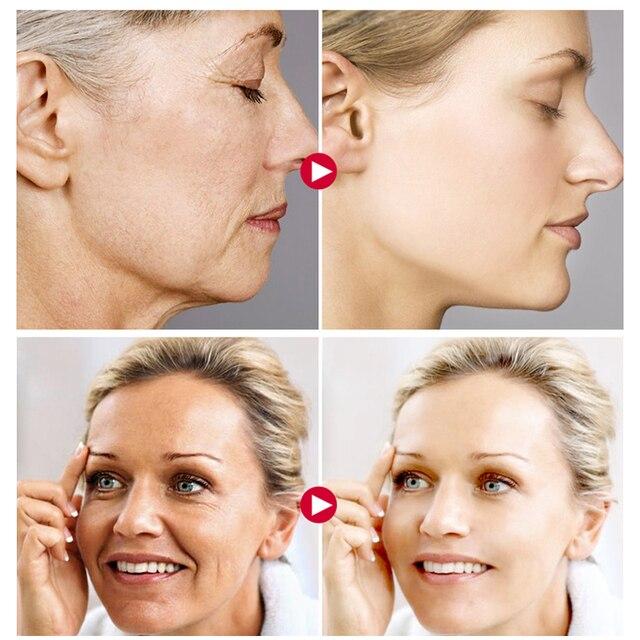 Snail Face Cream Collagen Anti-Wrinkle Whitening Facial Cream Hyaluronic Acid Moisturizing Anti-aging Nourishing Serum Skin Care 3