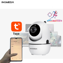 TUYA Wifi Cam Cloud Wireless IP Camera Intelligent Auto Tracking Of Human Home Security Surveillance CCTV Network INQMEGA 1080P