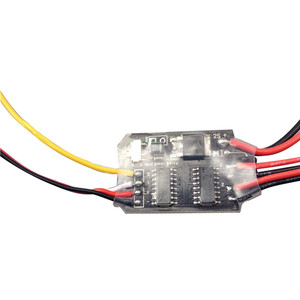 Image 2 - 1.8AX2 Dual way 2S ESC Brushed Electronic Speed Controller for  Four Wheeler /Tanks 1/35 RC Car Spare Parts