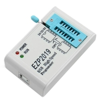 EZP2019 High Speed Usb Spi Programmer 2011Support 24 25 26 93 Eeprom 25 Flash Bios|Display Screen| |  -