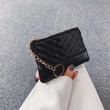 2019 New Fashion Short Pu Women Wallet Clutch Women's Purse Best Phone Wallet Female Case Phone Pocket Maison Fabre Dropshipping(China)
