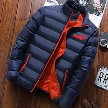 2021 Fashion Stand Collar Parka Jacket Girl Solid Thick Jackets And Coats Women's Winter Parkas M-4xl Winter Jacket Women's