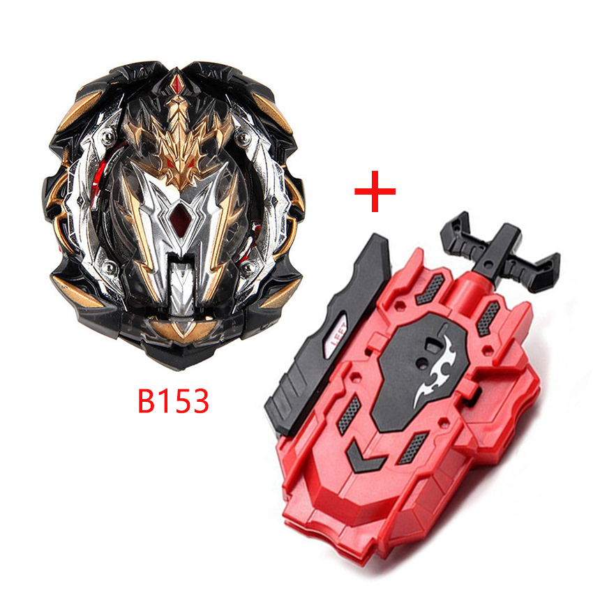 Beyblades Burst With Left Right Two Way Wire Launcher Metal Booster Top Starter Gyro B145 B153 Spinning Tops Fight Bayblade Toy