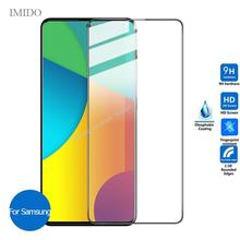 Full Cover Tempered Glass For Samsung Galaxy Note 10 Lite Screen Protector On S1