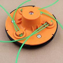 Струнная триммер для головы Bump скоростная подача для Pivotrim MaxPower Pre-Cut триммер линия газонокосилка для сорняков 3317233 кисть принадлежности для резки