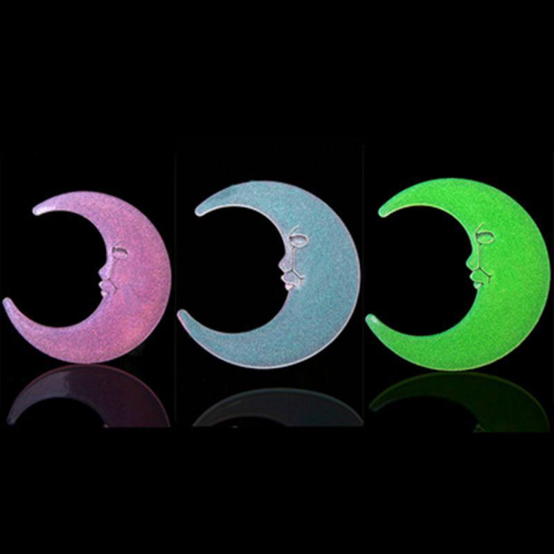1 шт., люминесцентная светится в темноте, светится на стене, наклейки для детской комнаты, гостиной, Декорации для дома