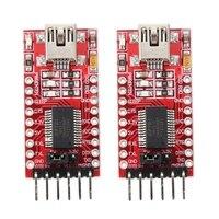 Ft232rl ftdi usb 3.3 v 5 v para ttl módulo adaptador de série para arduino mini porto