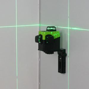 Image 3 - Kaitian Lazer Level Receiver Green 3D Self Leveling Cross 12Lines Vertical Horizontal 360 Rotary Lasers Line Level Battery Tools