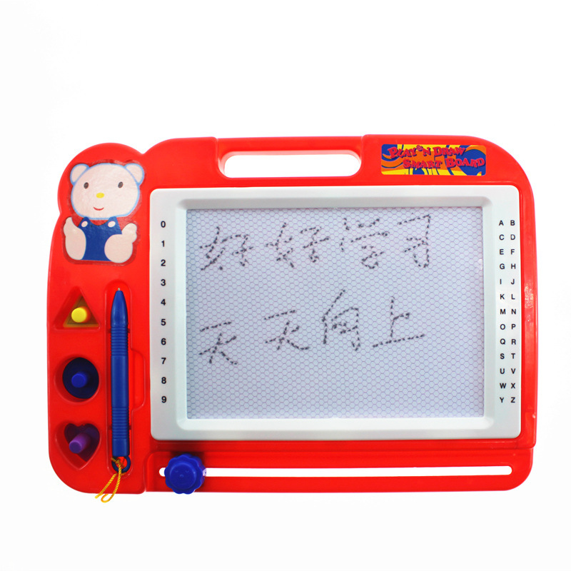 Children Creative Writing Board Magnetic Drawing Board GIRL'S Toy Stall Kindergarten BOY'S Gift Hot Selling Gift