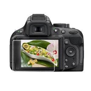 Tempered Glass For Nikon D7100 D7200 D850 D500 D750 D90 D300 D700 D780 D7000 D7500 D5100 D5200 D810 D800 D800E Screen Protector(China)