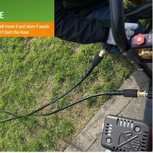 Image 5 - خرطوم الحبل الأنابيب غسيل السيارات خرطوم تنظيف المياه خرطوم تمديد M22 pin 14/15 ل Karcher Elitech Interskol Huter جهاز تنظيف يعمل بالضغط العالي