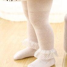 Girls Stockings Tights Pantyhose Transparent Newborn Infant Children Summer Ballet Thin