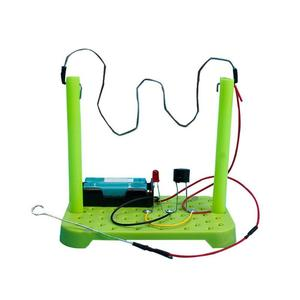 Creative Diy Cross Fire Line Physical Circuit Experiment School Science Technology Small Production Student Science Educational