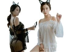 Lace lingerie Costume Babydolls SF