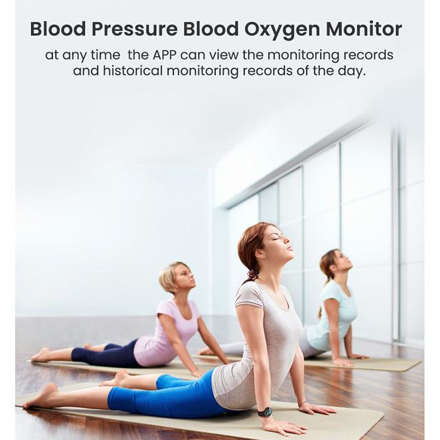 Wholesale Makibes T3 IOS Android Smart Watch Men Women HR Blood Oxygen Blood Pressure Clock Waterproof Activity Fitness Tracker