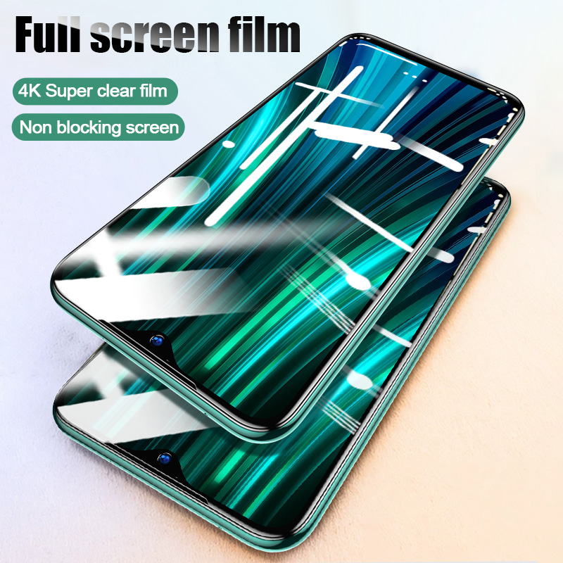 ZNP 3-1Pcs Full Cover Tempered Glass For Xiaomi Redmi Note 8 7 5 Pro Screen Protector Film For Redmi 6 6A 7 7A 8 8A 5 Plus Glass