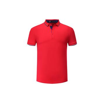2019 Quick-dry Polo koszule golfowe dla mężczyzn z krótkim rękawem tenis koszule moda biznes koszulka Polo sportowe na świeżym powietrzu t-shirt do biegania tanie i dobre opinie HOTSPEED COTTON Poliester spandex A002 Pasuje mniejszy niż zwykle proszę sprawdzić ten sklep jest dobór informacji