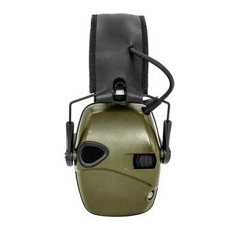 Elektronische Schießen Ohrenschützer Taktische Outdoor Sports Anti-lärm Sound Verstärkung Gehörschutz Kopfhörer Taktische Köpfe