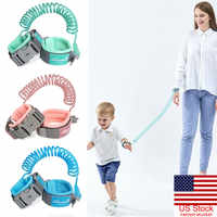 Kids Anti Lost Wrist Link Toddler Leash Safety Harness Children Strap Rope Outdoor Walking Hand Belt Band Baby Walker