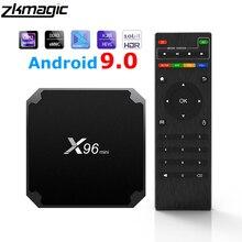 Amlogic S905W X96mini Tv Box 4K 2G 16G Android 7.1 Smart Tv Box 4K Hd 3D 2.4G Wifi H96 Max X96 Android Tv Box