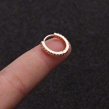 Women Nose Rings Surgical Steel Nose Ring Fake Nose Ring Septum Piercing