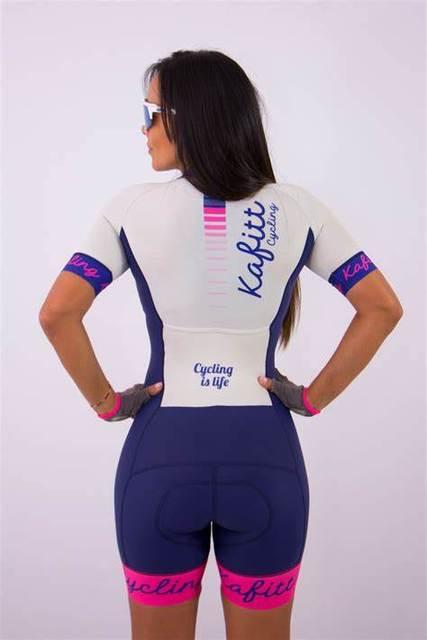2019 equipe profissional das mulheres triathlon terno jérsei ciclismo skinsuit macacão maillot ciclismo roupas de manga longa conjunto ge 5
