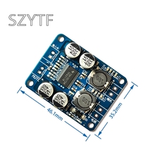 10pcs DC8-24V TPA3118 PBTL 60W Mono Digital Audio Amplifier Board AMP Module Chip 1X60W 4-8 Ohms Replace TPA3110 For