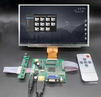 라스베리 파이 b + 2 3 바나나/오렌지 파이 미니 컴퓨터에 대 한 드라이버 보드 모니터와 9 인치 1024*600 hdmi 스크린 lcd 디스플레이