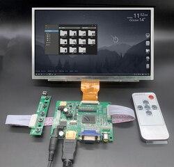 9 polegada 1024*600 hdmi tela lcd com placa de motorista monitor para raspberry pi b + 2 3 banana/laranja pi mini computador