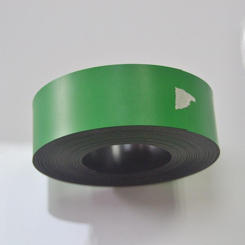 Magnetic Trim Refridgerator Magnets Magnetic Decoration Strip Magnetic Dividing Line Bordered Design Line Whiteboard Line