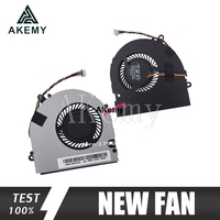 Akemy cpu ventilador de refrigeração para For Asus u41 u41j u41jf u41e u41sv portátil cpu ventilador de refrigeração cooler ksb06105hb dfs531005pl0t fb85 fa79 4 pinos