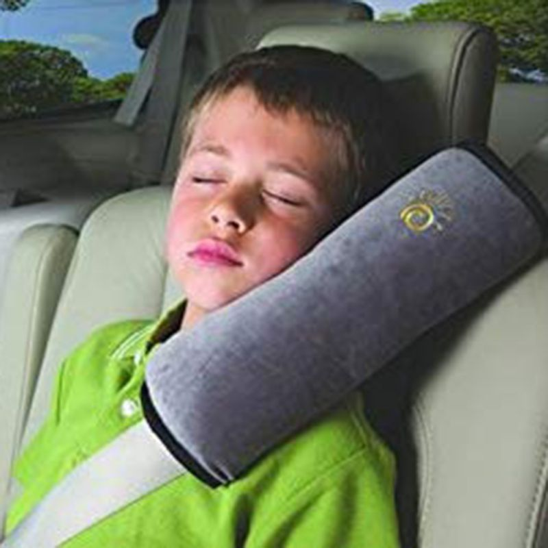 Baby Pillow Kid Car Pillows Auto Safety Seat Belt Shoulder Cushion Pad Harness Protection Support Pillow For Kids