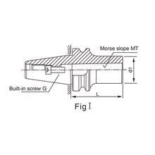 CNC tool holder BT40 50 drill bit MTB2 3 4 5 with flat tail Morse taper shank extension MW MTB 1pcs bt morse4 mt4 bt40 toolholder for cnc machine tool holder taper with tang bt40 mtb4 100 morse taper sleeve with tang