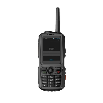 A18 IP68 Waterproof GPS WCDMA GSM Smartphone Dual Card Cellphone UHF 400-470 PTT Walkie Talkie Phone 3800MAh Press Screen US Plu