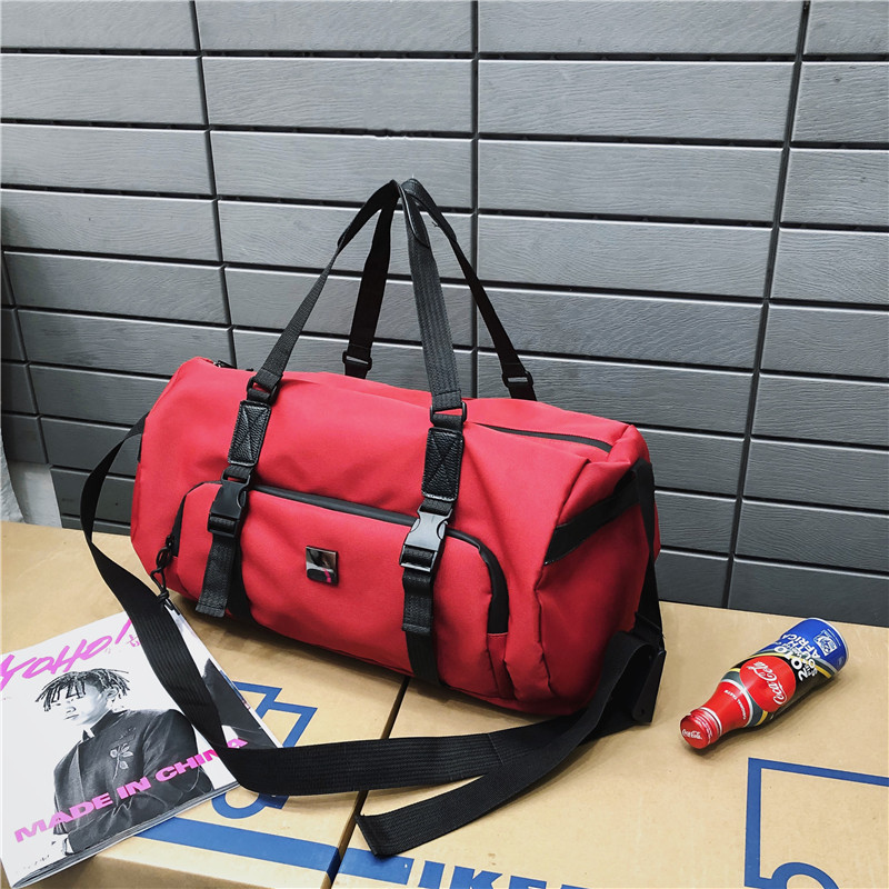 New Oxford Cloth Travel Bag Waterproof Wear-resistant Travel Outdoor Shoulder Bag In Spring 2019