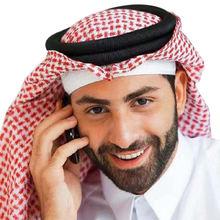 Мусульманские шляпы мусульманский тюрбан 100% полиэстер хлопок