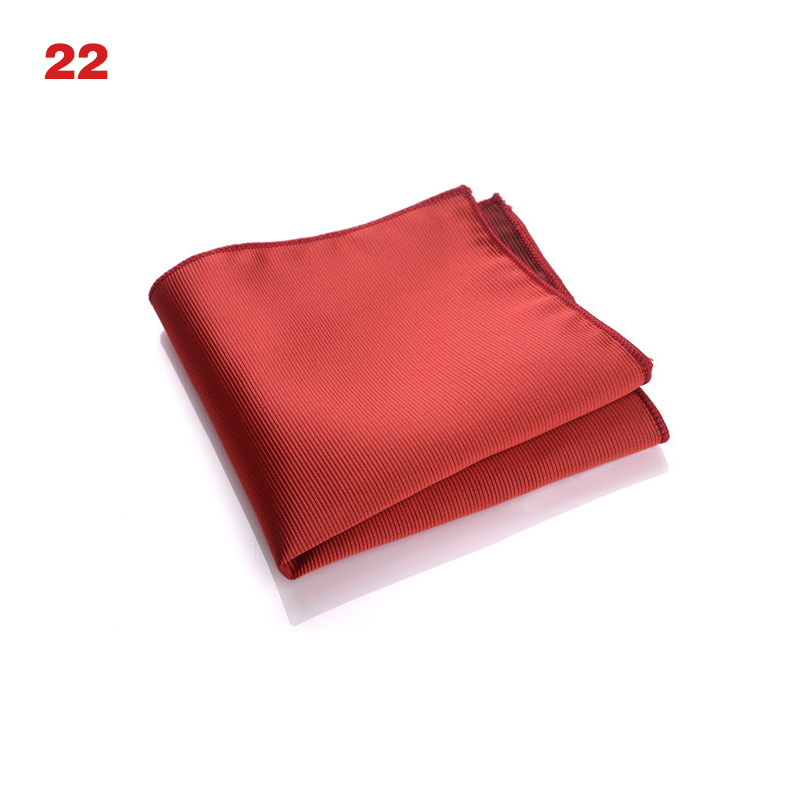 Vintage Men British Design Floral Print Pocket Square Handkerchief Chest Towel Suit Accessories FEA889