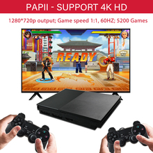 ANBERNIC XPro Video Game Console PS1 HD TV Game 64Bit Classic Family Retro Games X Pro Box PAP II Video Game Player 5200 Games