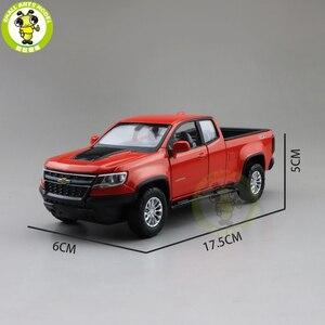 Image 3 - 1/31 2018 كولورادو بيك اب ديكاست سيارة نماذج من الشاحنات لعب الاطفال الأولاد