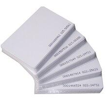1/3/10 Pçs/lote EM4100 Tk4100 125khz Cartão de Controle de Acesso RFID Tag Keyfob Marcações Adesivo Fob Chave Chip De Proximidade Token Ring