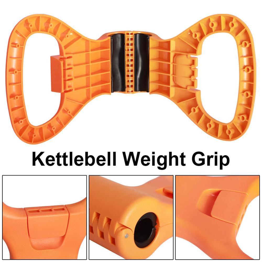 Adjustable Kettle Bell Kettlebell Grip Weight Exercise Easy Carry Men Women Crossfit Gym Bodybuilding Fitness Equipment Dumbbell